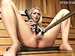 Glamour pussy homemade sex